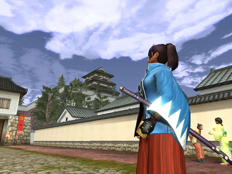 Blade Chronicle:Samurai Online