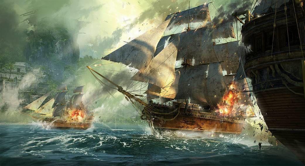 Fragatas Dorado